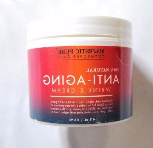 anti aging cream for woman and men