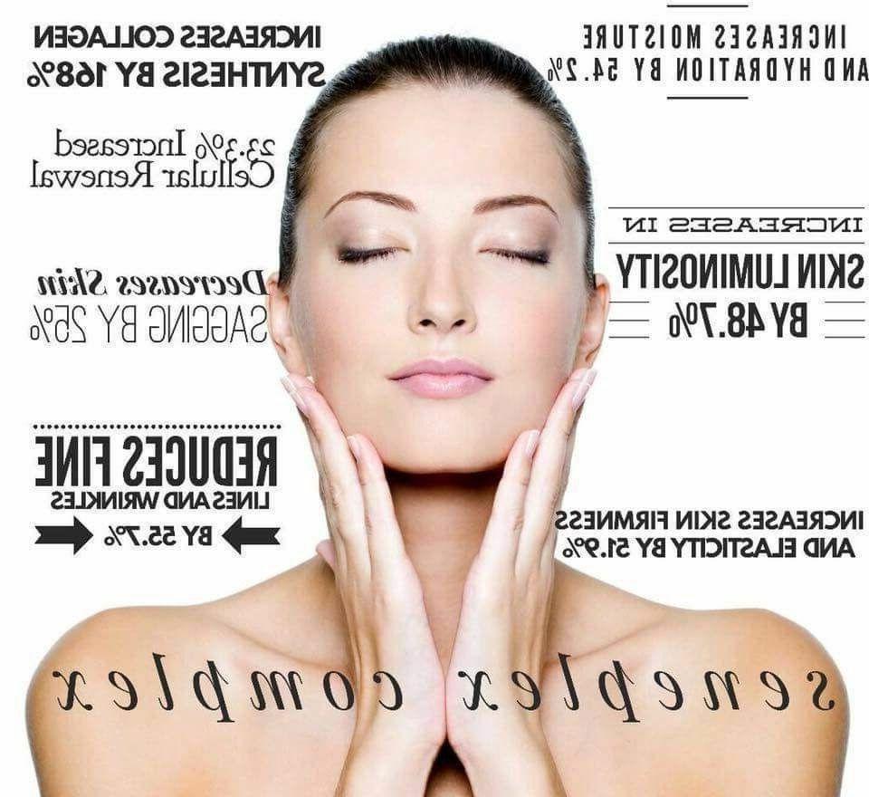 SeneGence Anti-Aging Skin Care Line with SenePlex Complex ~