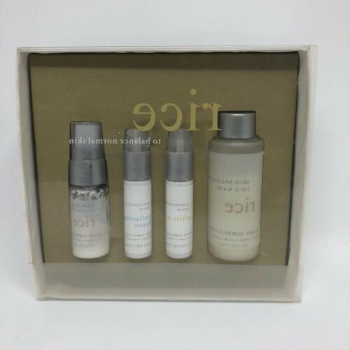 Bath & Body Works Pure Simplicity Rice Skincare Set Disconti