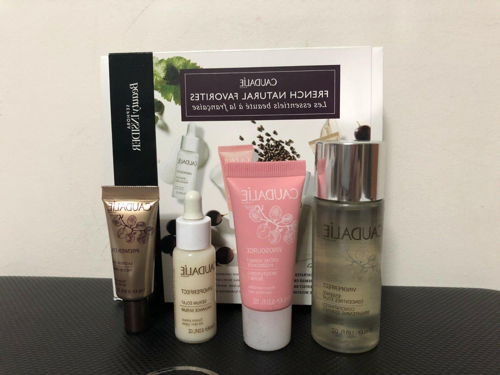 Clinique Bonus 6 PCS Skincare Makeup Deluxe Size Samples Gif