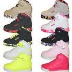 Boys Girls Kids Fila Vulc 13 Mashup Brights Neon Mid Sneaker