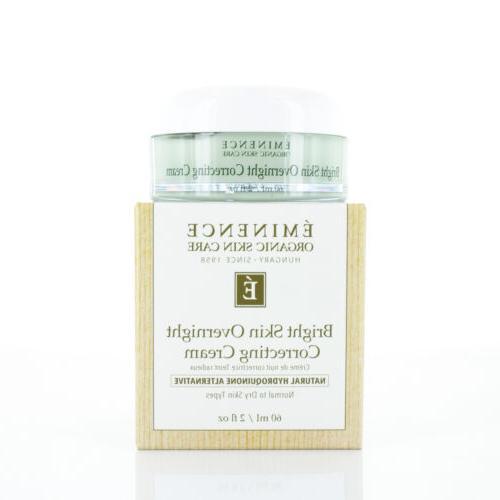 bright skin overnight correcting cream 2oz 60ml
