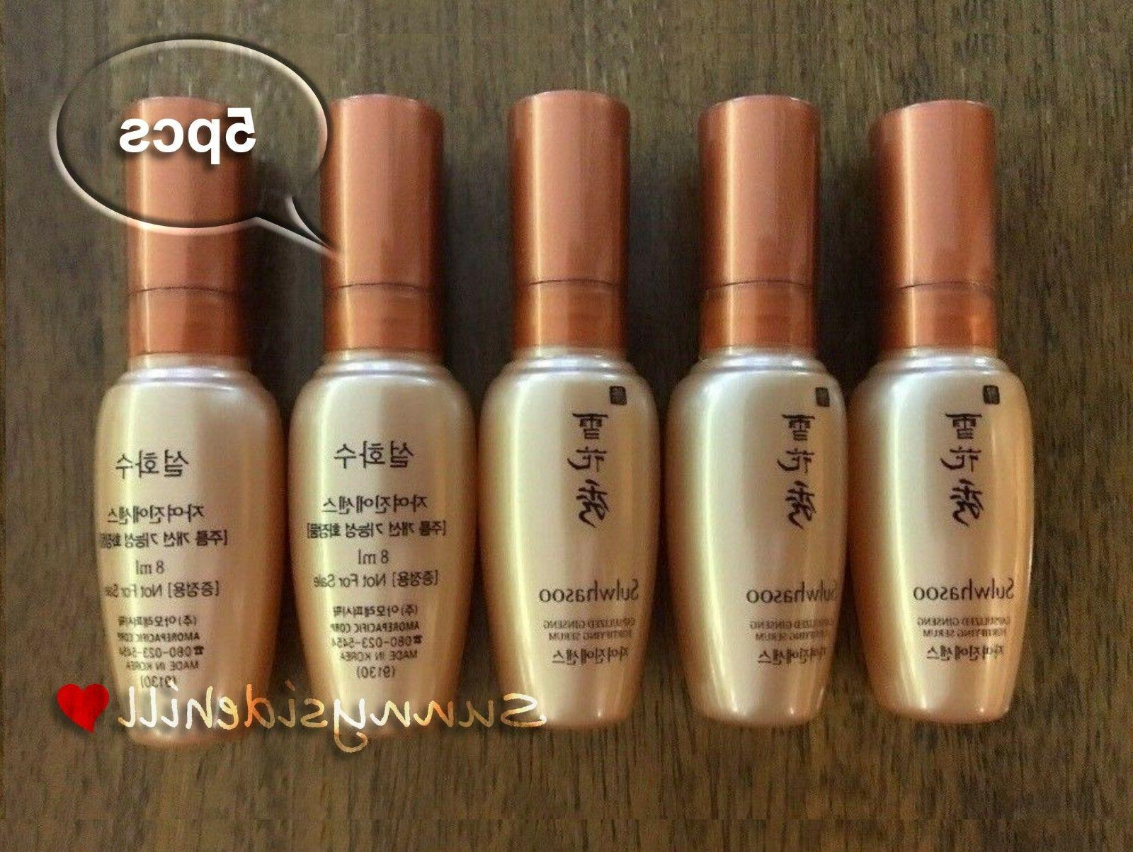 Sulwhasoo Capsulized Ginseng Fortifying Serum 8ml x 5pcs  US