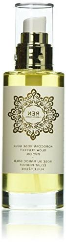 Body by REN Clean Skincare Moroccan Rose Gold Glow Perfect D