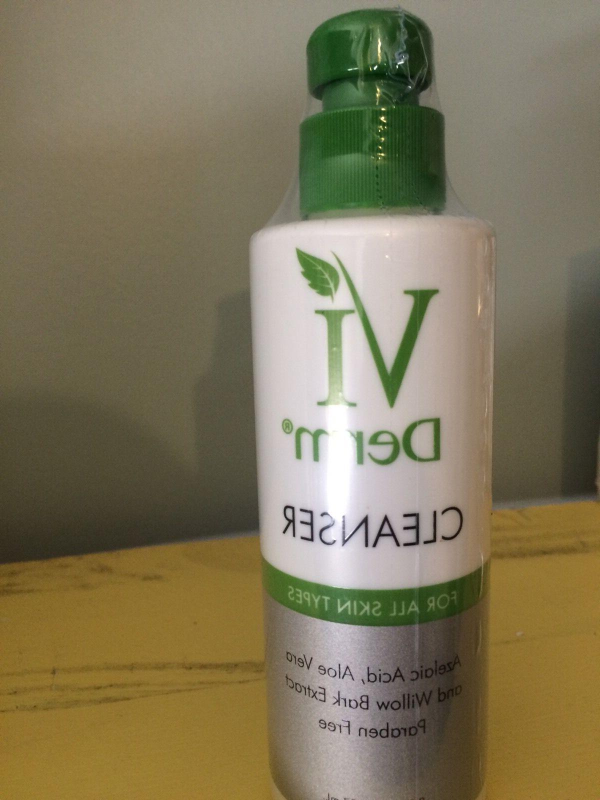 cleanser for all skin types 8 oz