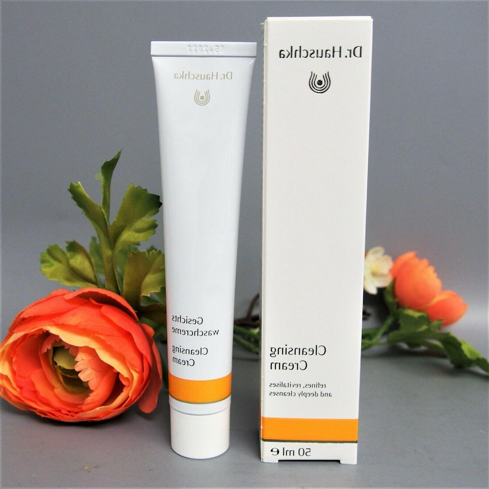 Dr. Hauschka CLEANSING CREAM 1.7 fl oz new GERMAN ORIGINAL