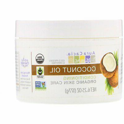conditioning organic skin care coconut oil 6