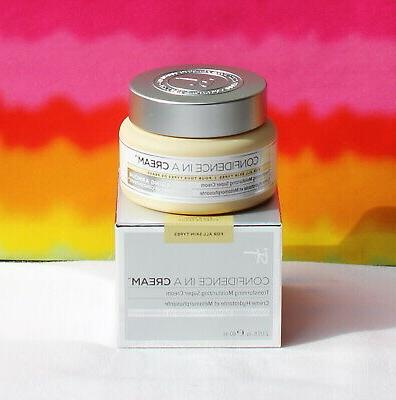 confidence in a cream transforming moisturizing super