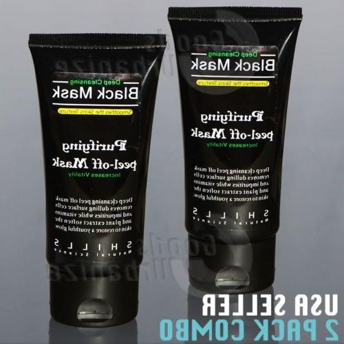 SHILLS Purifying Black Mask* Remover *
