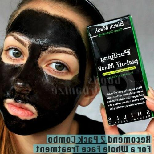 SHILLS Purifying Peel Mask* Blackhead Remover *