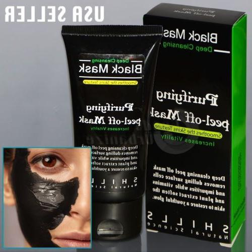 SHILLS Deep Purifying Black Mask* Remover