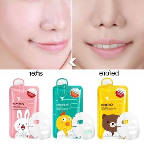 deep moisture face mask korean essence facial