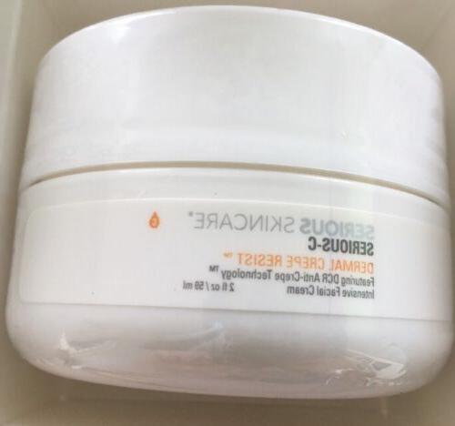 Serious Skin CREPE Intensive Cream 2 in