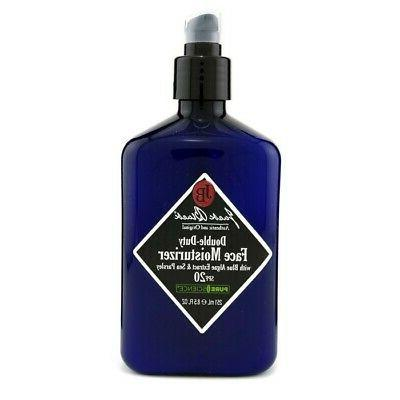 double duty face moisturizer spf 20