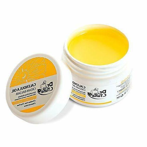 Farmasi Dr. C. Tuna Calendula Oil Cream-Balsam, 110 ml./3.6