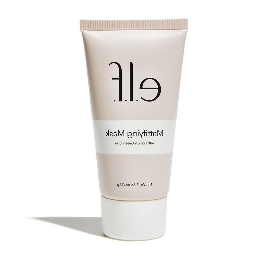 e.l.f. elf Cosmetics CLAY w/ green clay