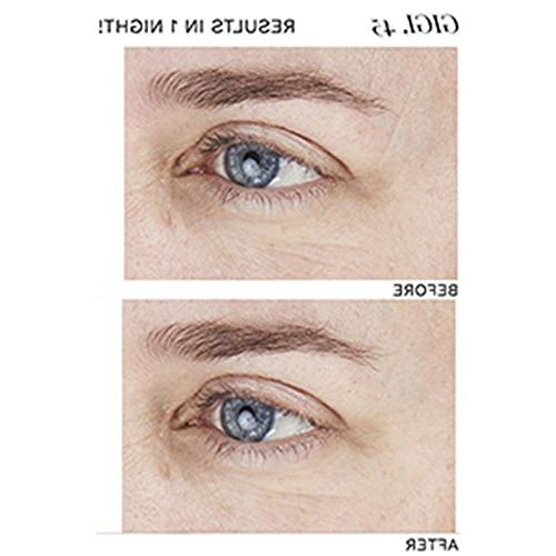 SiO & Smile Lift Eye & Week Supply | Overnight Smoothing Silicone Patches Eye & And