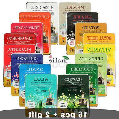 Korea Cosmetics Hydrating Moisture Essence Skin Care Face Ma