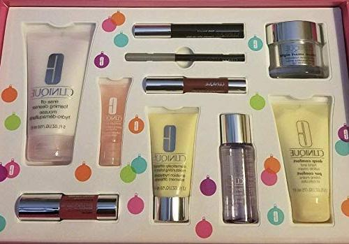 Clinique Festive Favourites piece Skincare & Makeup Holiday