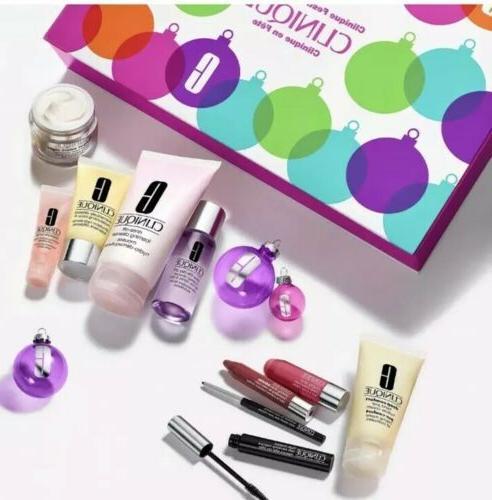 festive favourites 10 piece skincare and makeup