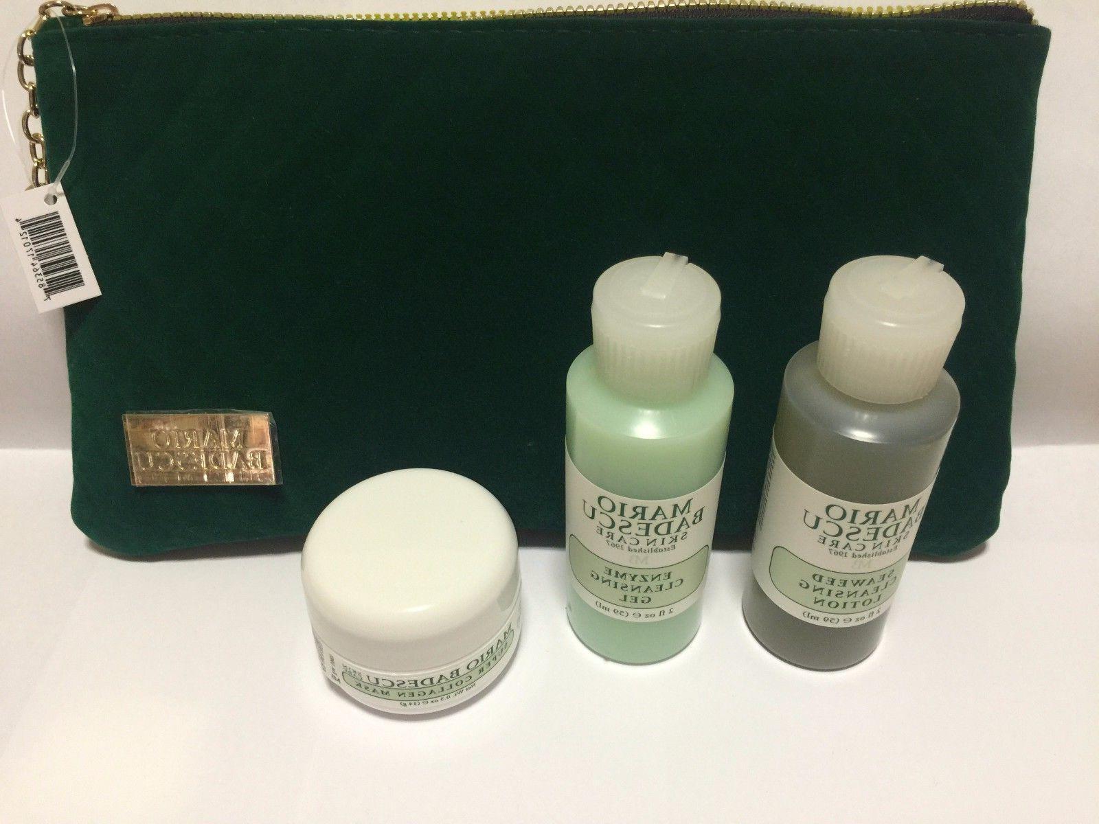 Mario Badescu Gift Set Super Collagen Mask Skincare Seaweed