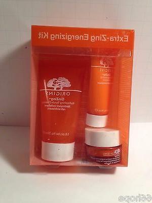 Origins GinZing Extra-Zing Energizing Kit