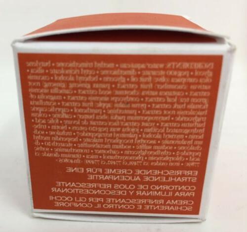 Origins GinZing Refreshing Eye Cream 0.5 15 mL Depuff,