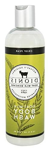 Dionis Goat Milk Skincare - Body Wash Crisp Pear - 12 oz.