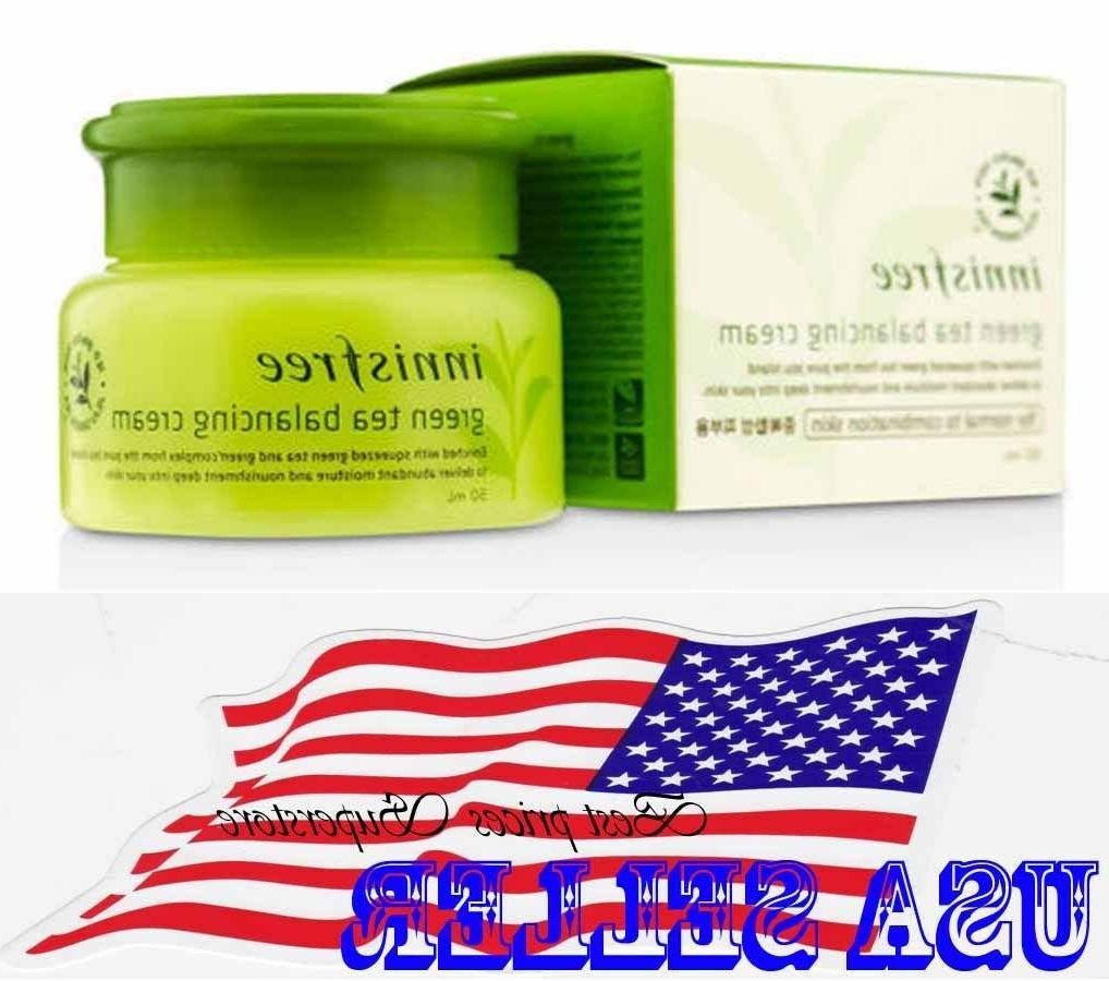 green tea balancing cream 50ml usa seller