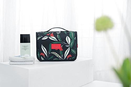 hanging toiletry bag cosmetics