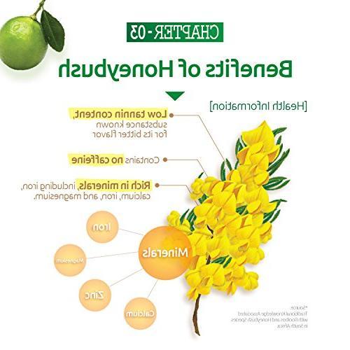 InnerSet Honeybush Beauty - Fermented Skincare Patented from