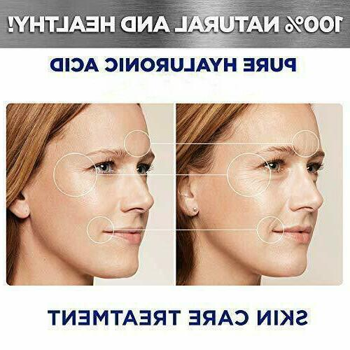 HYALURONIC 100% Anti Plumps Wrinkles