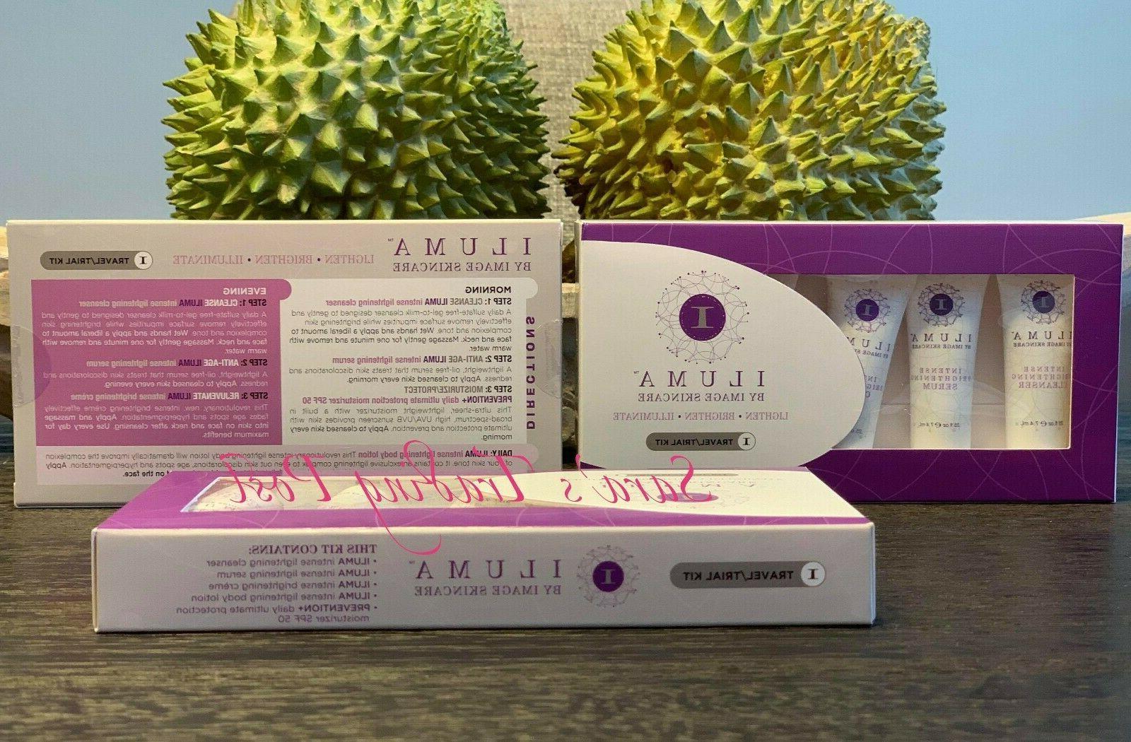 Image Skincare iLUMA Travel / Trial Kit EXP 02/2018