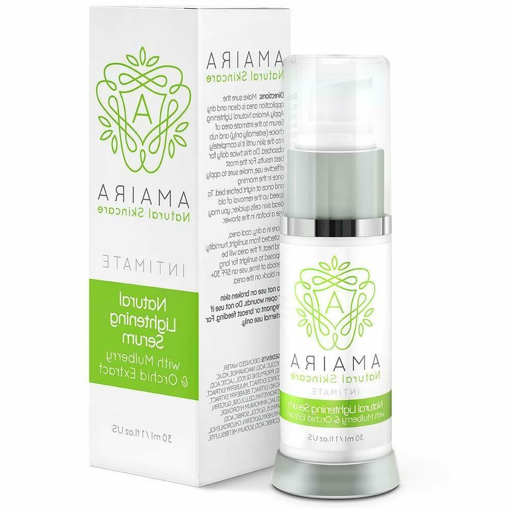 Amaira Skincare Intimate Skin Lightening & Whitening Cream f