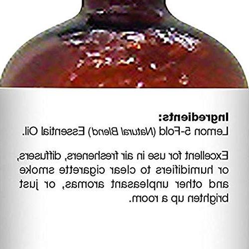 Majestic Therapeutic Quality Lemon Oil, oz