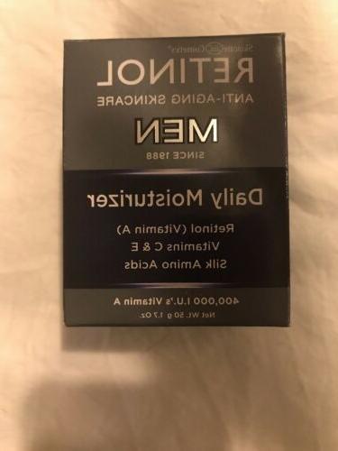 men men s daily moisturizer 1 7oz