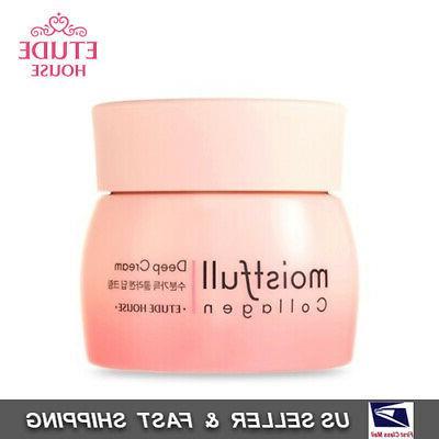 moistfull collagen deep cream 75ml free sample