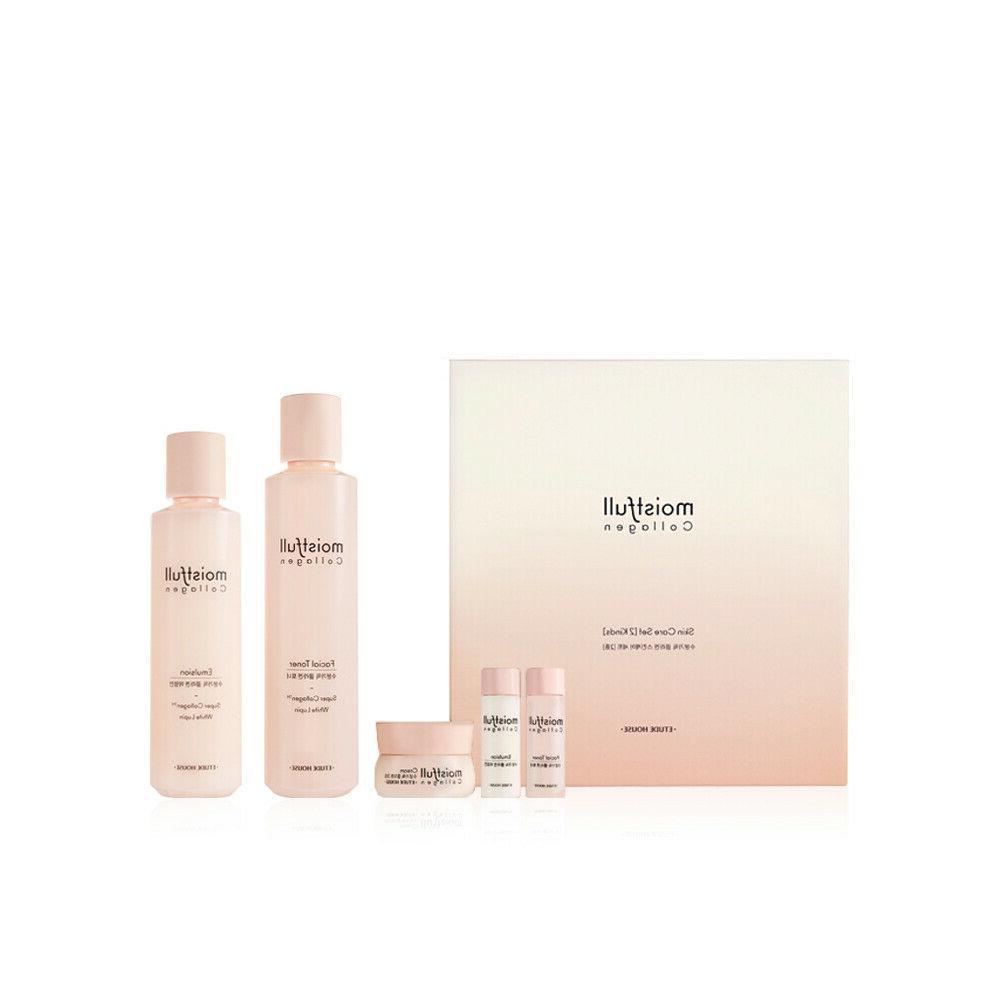 moistfull collagen skincare set