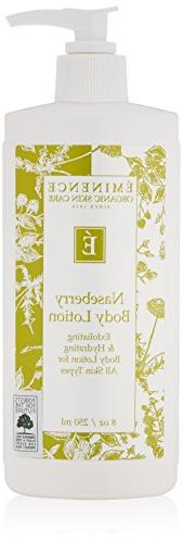 Eminence Organic Skincare Naseberry Body Lotion, 8.4 Ounce
