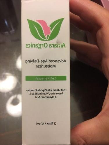 new advanced age defying moisturizer 2 fl
