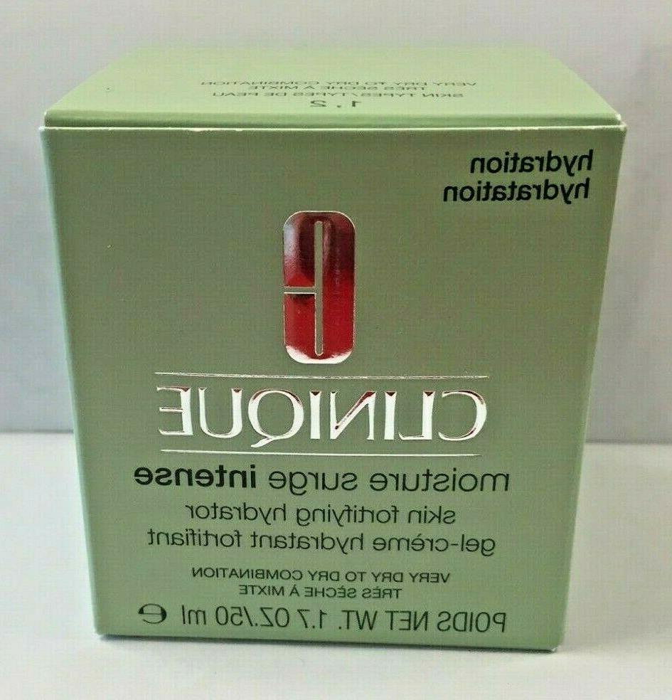 new in box moisture surge intense skin