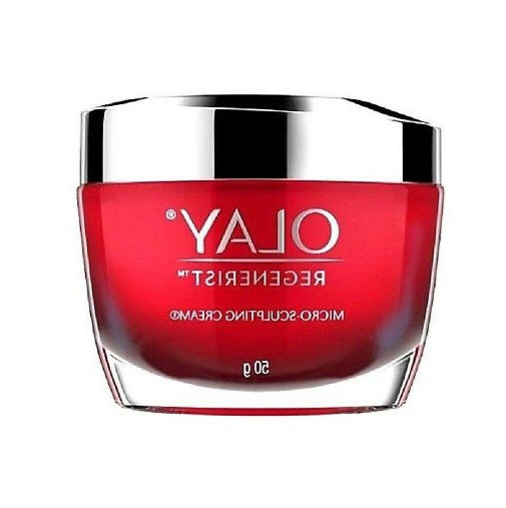 new regenerist micro sculpting cream anti aging