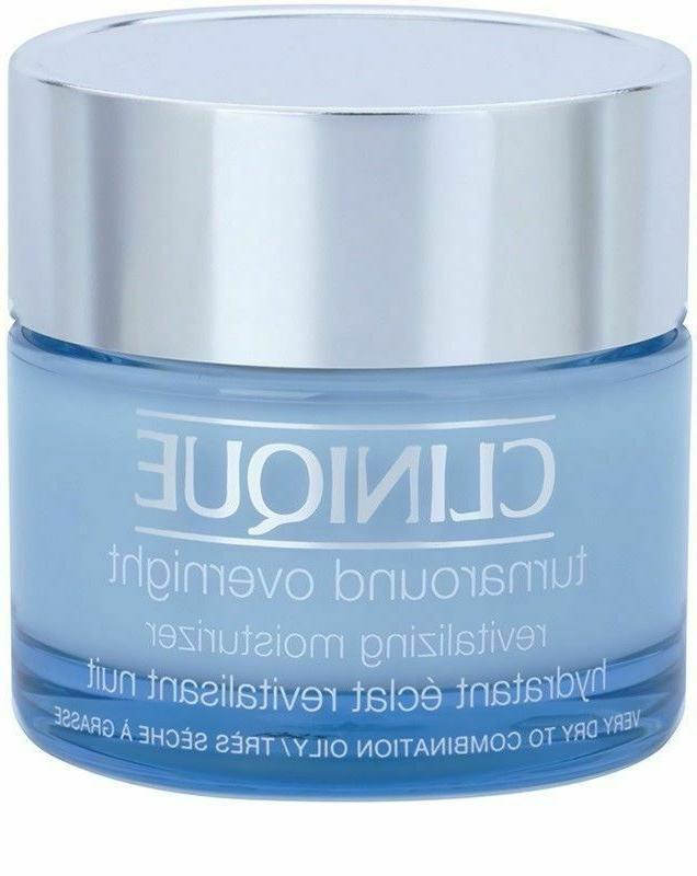 new turnaround overnight revitalizing moisturizer 1 7