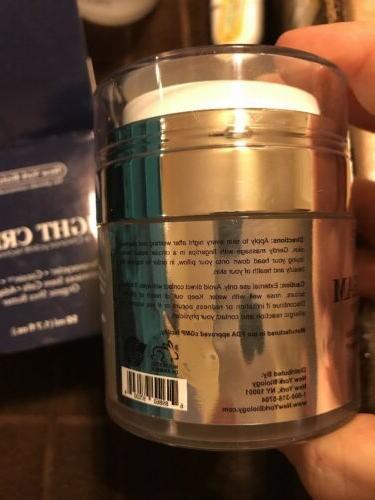 New York NIGHT CREAM with Chronocyclin - 1.7 / mL Exp