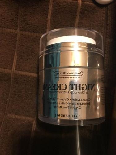 night cream with retinol chronocyclin 1 7