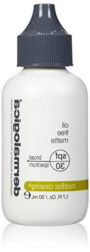 Dermalogica Oil Free Matte Sunscreen Lotion SPF 30, 1.7 Flui