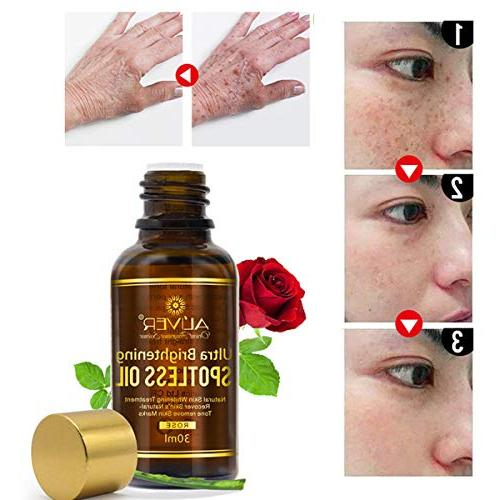 Organic Face Pure and Natural Ingrendients - Anti Aging, Remove Essential