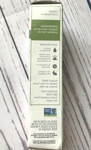 Aura Cacia Organic Rosehip Oil Fl