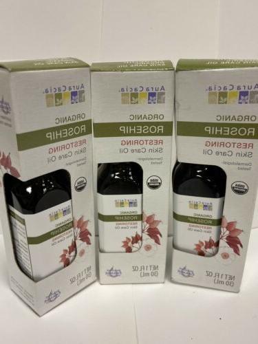 organic skin care oil restoring rosehip 1