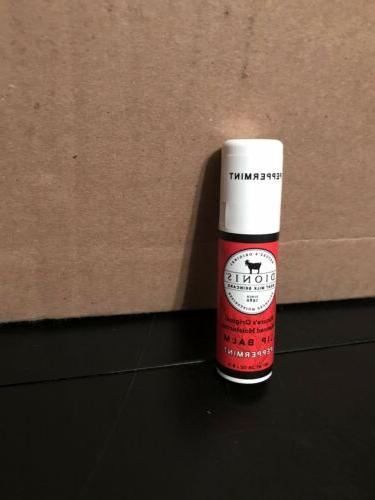 pack of 6 goat milk skincare lip